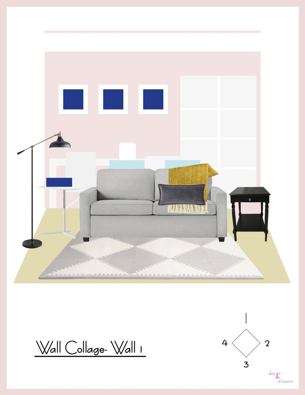 20181019 Henkin- living rm- wall collage- wall 1- update.jpg