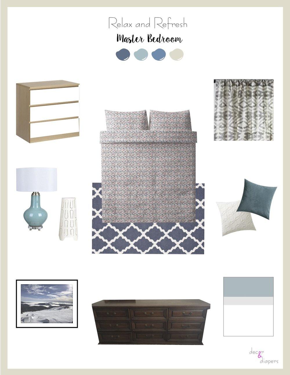 Henkin, SarahRose and Jonathan- Master Bedroom. Inspiration Board c.jpg