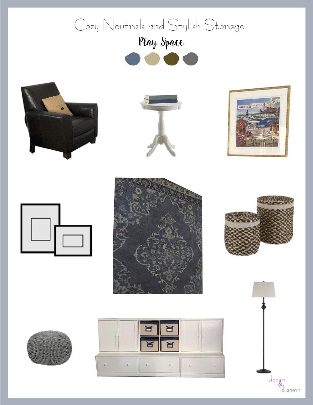 Kaufman, Melody- Play Space. Inspiration Board2.jpg