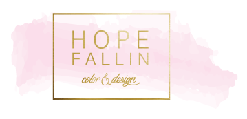 Hope Fallin Color & Design