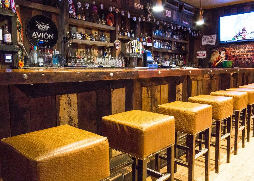 Custom Reclaimed Bar TG