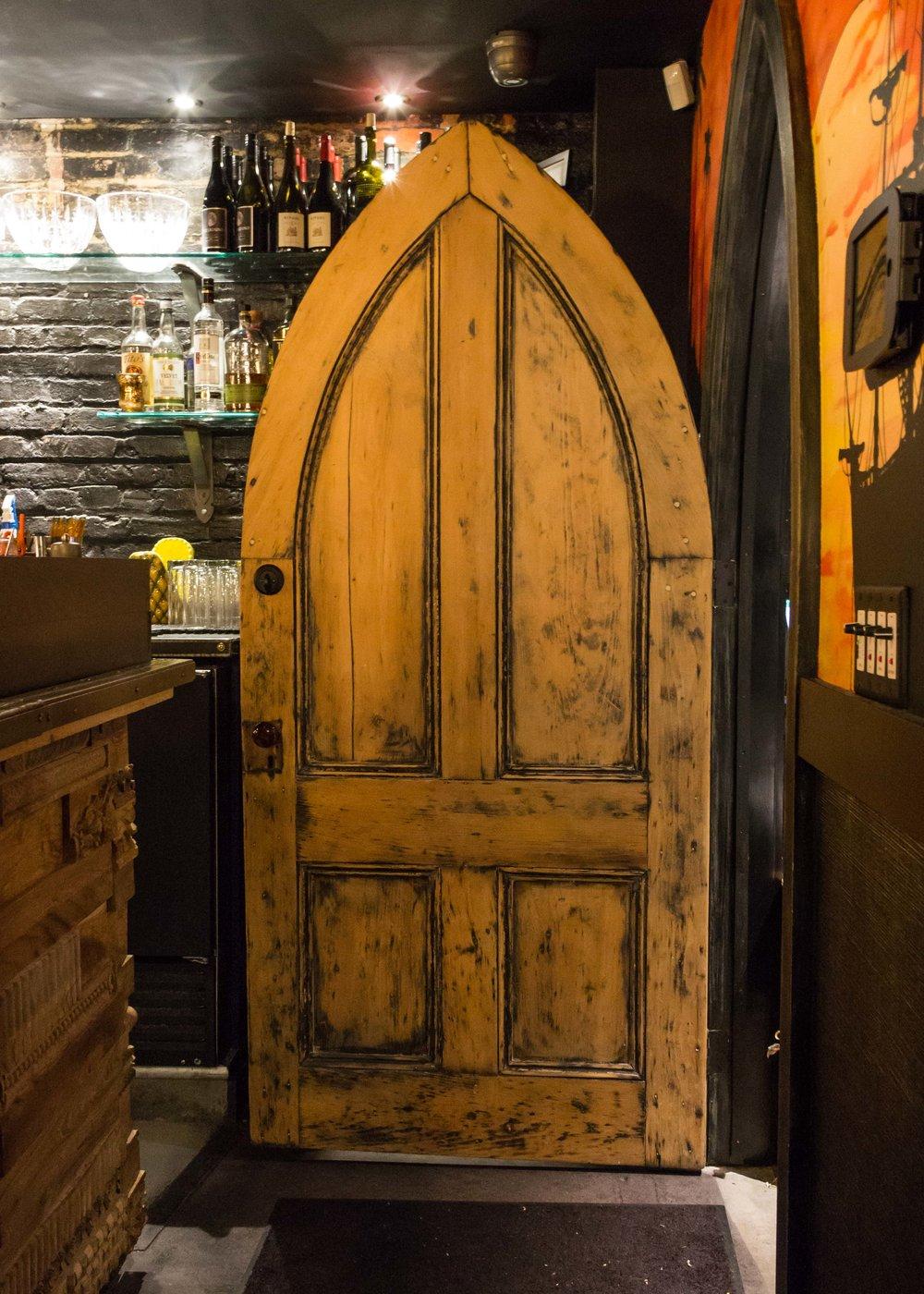 Restored Door Courtesy of DanMade