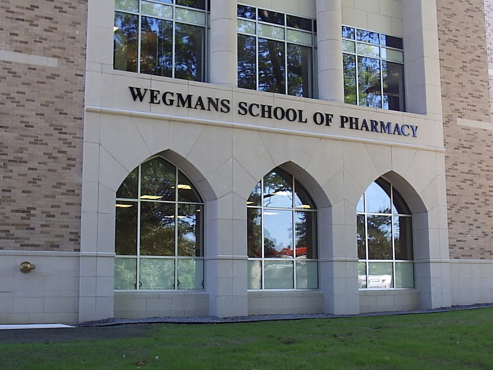 WEGMANS SCHOOL OF PHARMACY ST JOHN FISHER .JPG