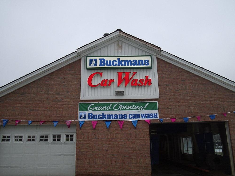 Buckmans Cabinet sign .JPG