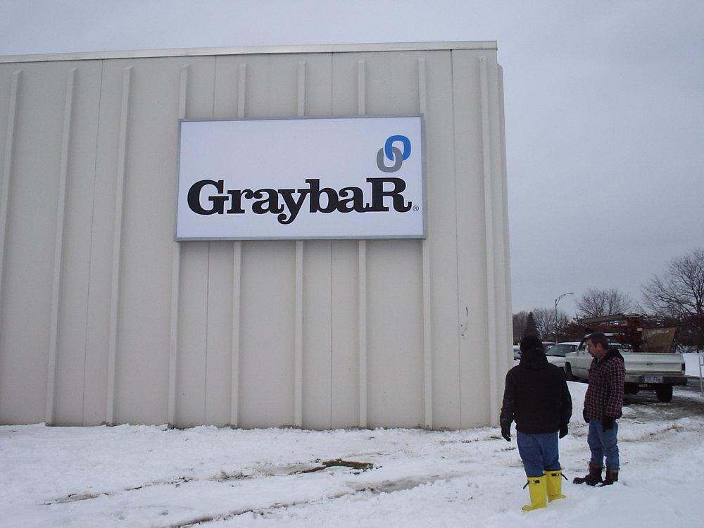 Graybar cabinet sign.JPG