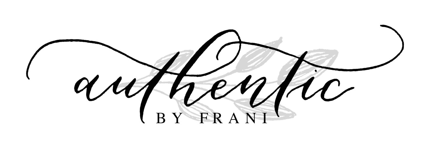 Authentic by Frani | Calligraphy, Illustration, & Design