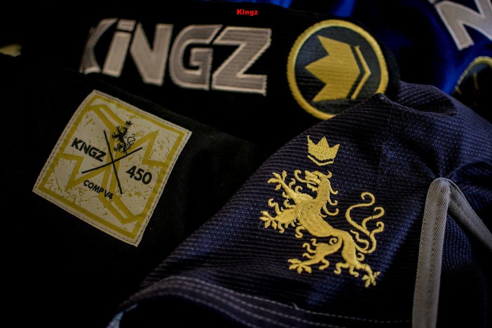 Kingz Kimonos with Fighters Market