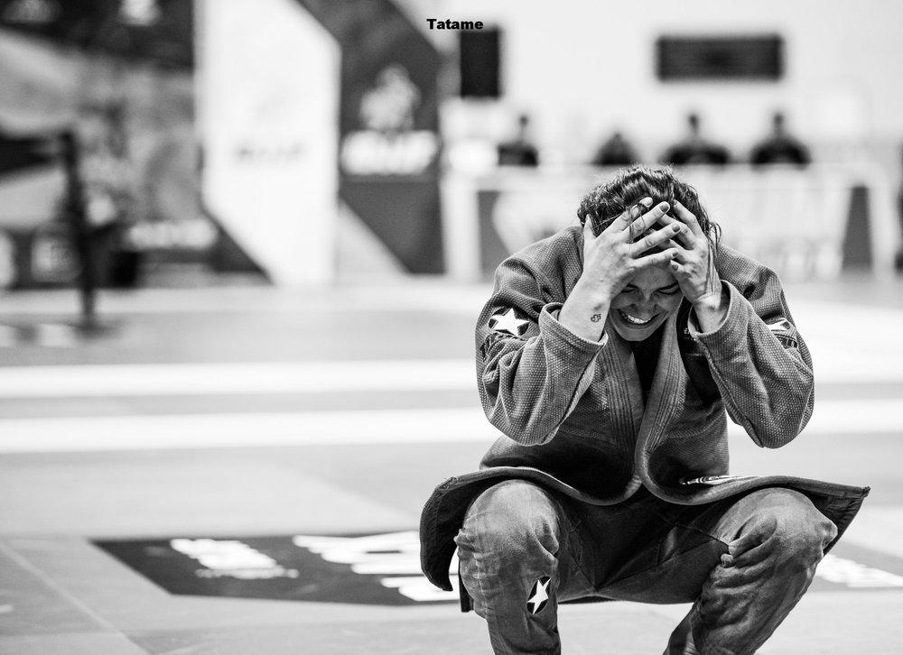 Tatame Fight Gear with Michelle Nicolini