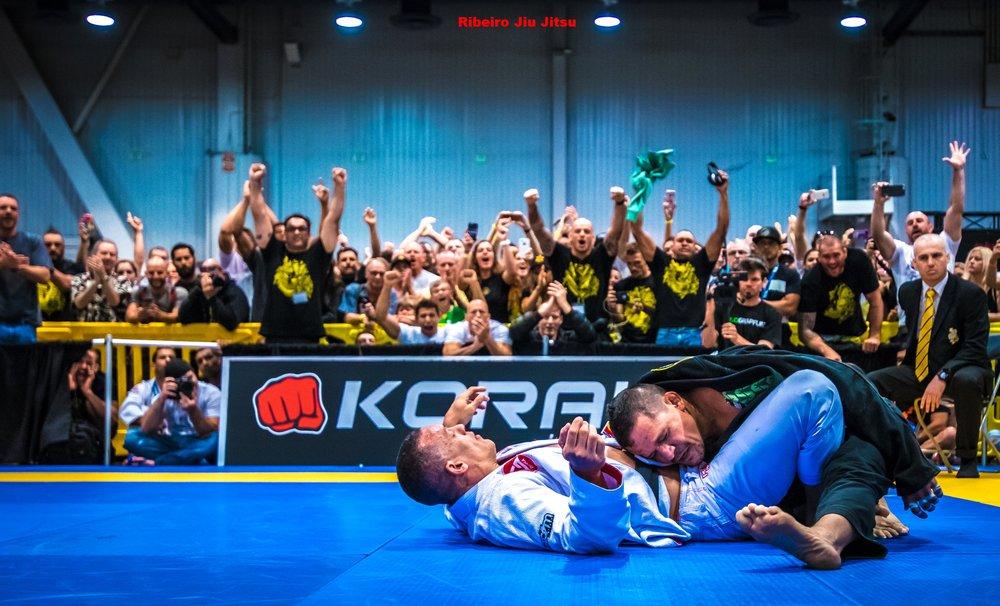 Ribeiro Jiu Jitsu with Saulo Ribeiro