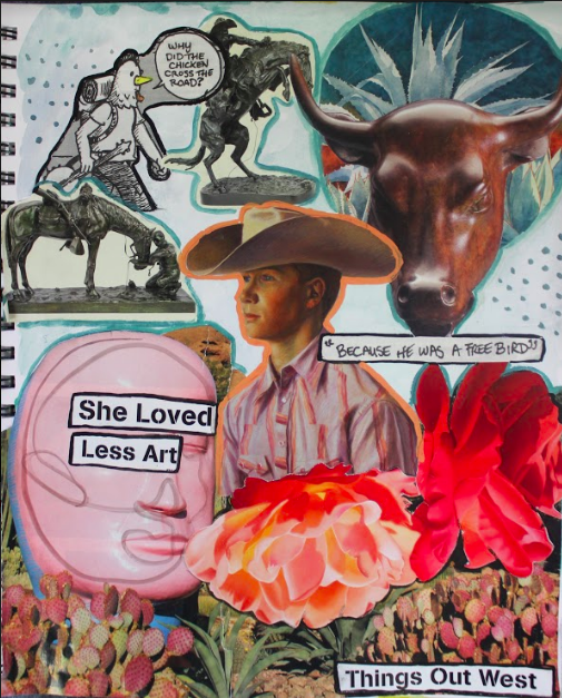 Collage by Lauren Franco