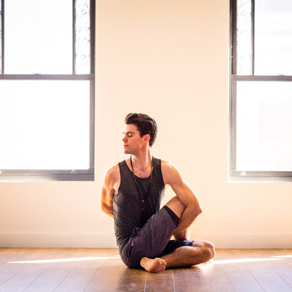 jONATHAN PHAIR Jonathan focuses on how yoga can improve functional movement, the importance of alignment and stability, and how to keep your body safe while practicing. He often challenges his students to rethink each pose and their practice so that it better serves themselves. In his class you can expect to be given the tools to take ownership of your practice and to have a few laughs along the way. You can also find Jonathan at: Yogatree, Afterglow, Equinox, or Pure Yoga Toronto. His full schedule is available here: phairyoga.com Follow Jonathan at: @jonathanphair