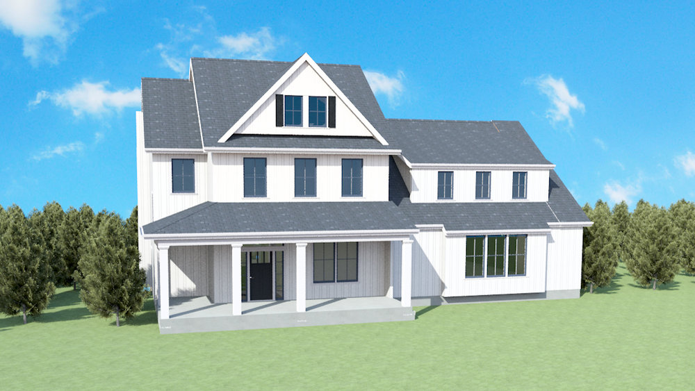 The Belinda Plan   Finishable SQ FT:
