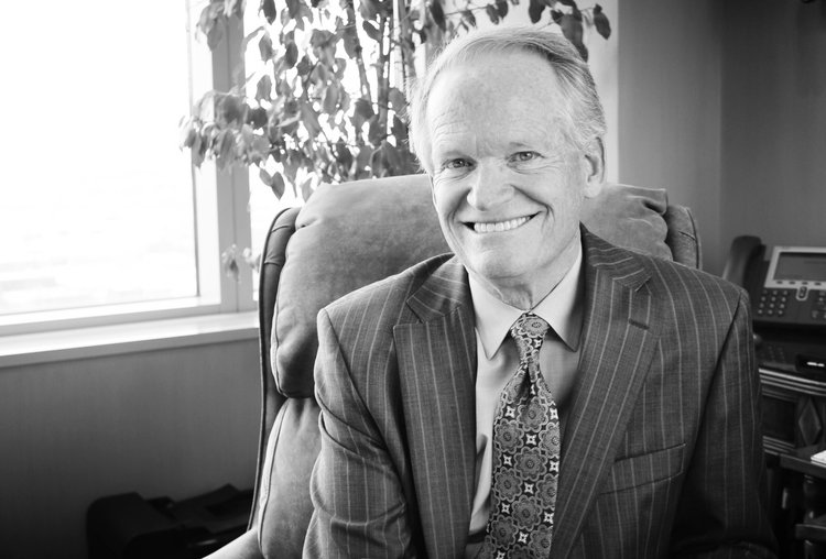 <p><strong>Jim Sorenson</strong>Entrepreneur and Founder of Sorenson Impact Center<a href=/jim-sorenson>More →</a></p>