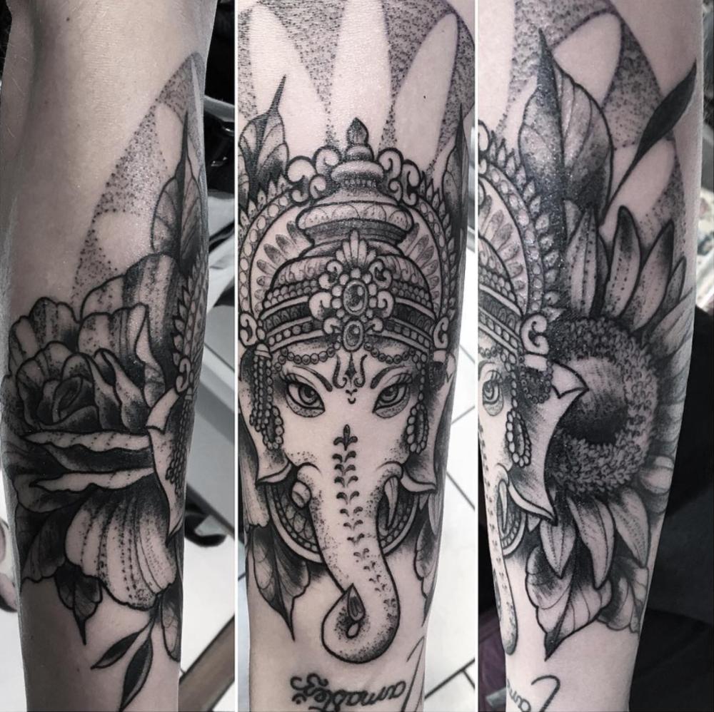 c97a0544e3a76 Tattoos w/Bert at The Naughty Vegan Studio — hiChinatown