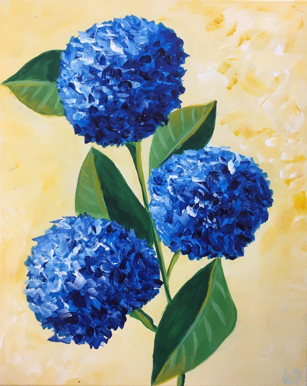 Hydrangea in Malibu Blue.jpg