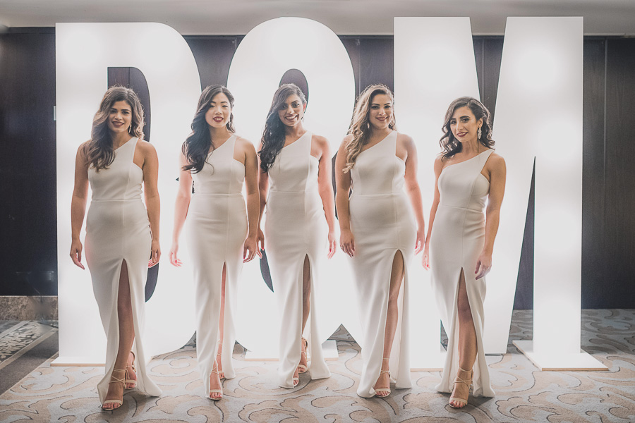 bridesmaids {Auckland wedding photographer}