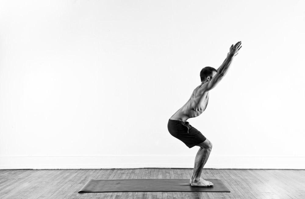 Chair / Utkatasana