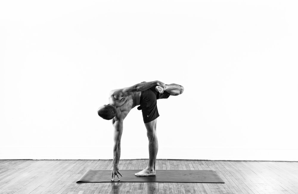 Half Moon Backbend / Ardha Chandra Chapasana