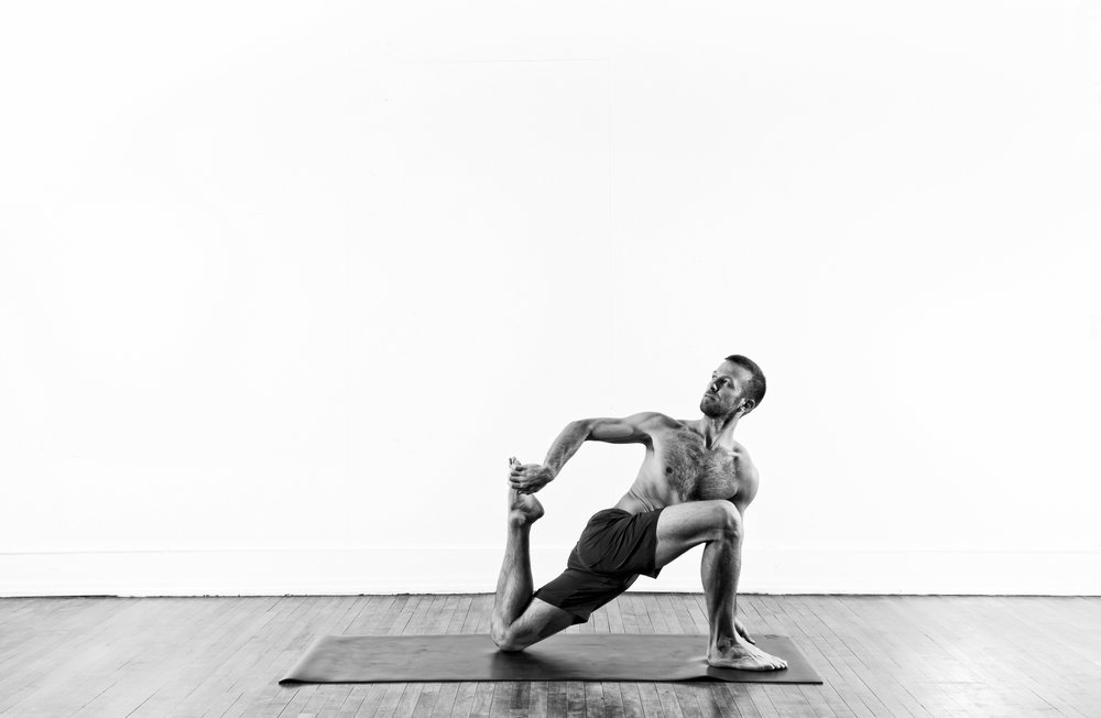 Hip Flexor Lunge / Anjaneyasana var.