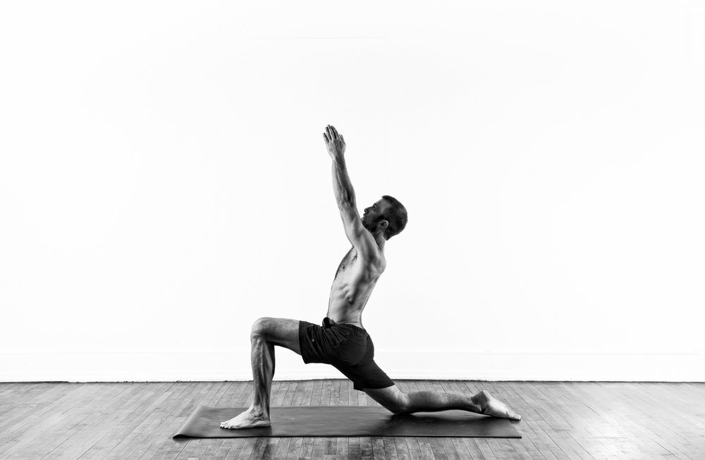 Low Lunge / Anjaneyasana
