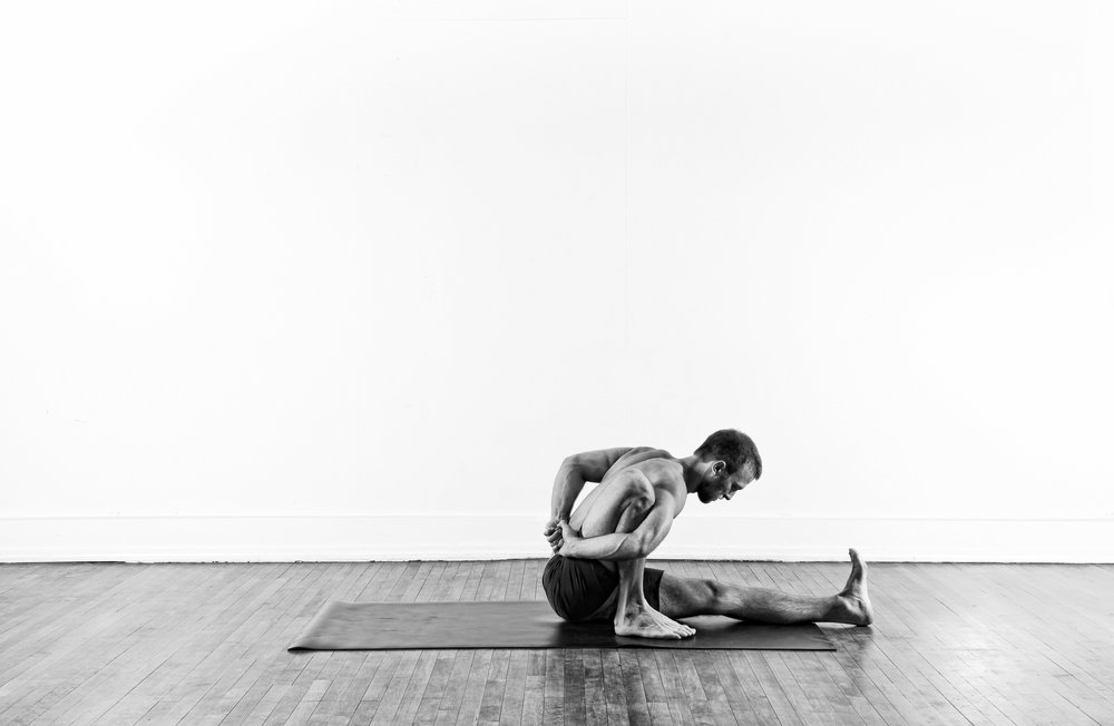 Seated Fold / Marichyasana 1