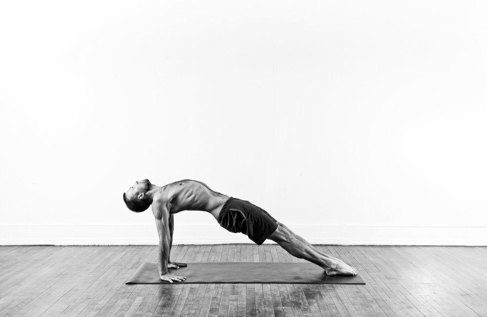 Reverse Plank / Purvottanasana