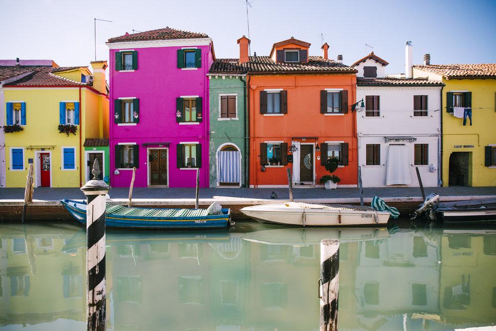 Burano, Italy -