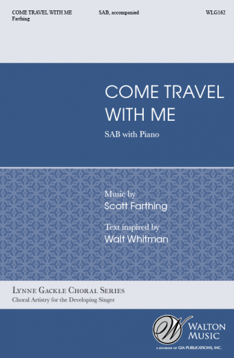 Come Travel With Me - NEW!