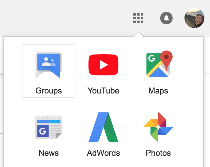 Navigate to Google Groups.png