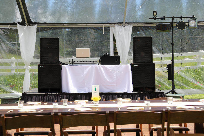 Sound System Set up