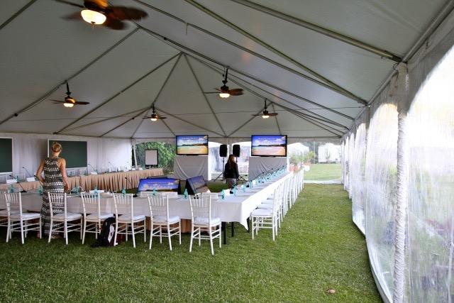 COOLING & COOLING u2014 Big Island Tents