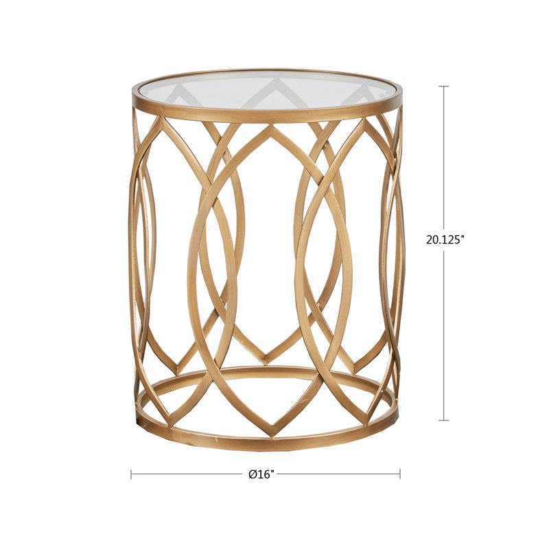 Crewkerne Metal Eyelet End Table.jpg