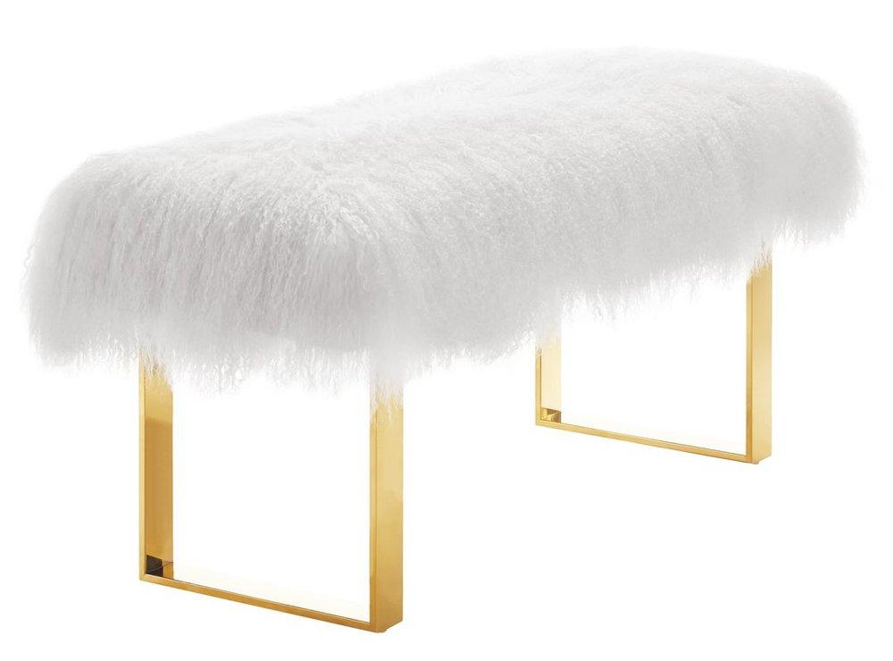 Sheepskin Bench.jpg