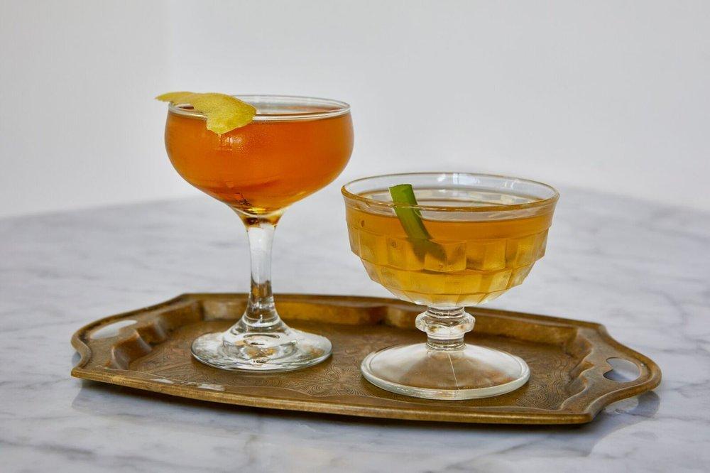 Bar Melusine Drinks