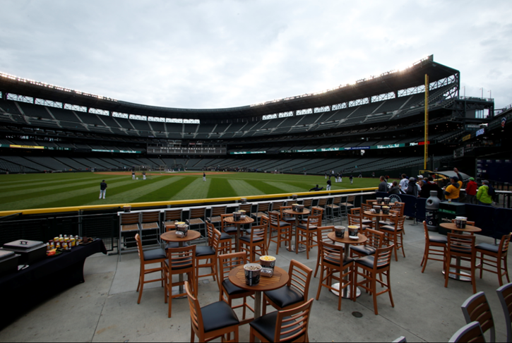 Seattle Mariners Private Event