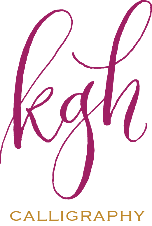 KGH Calligraphy