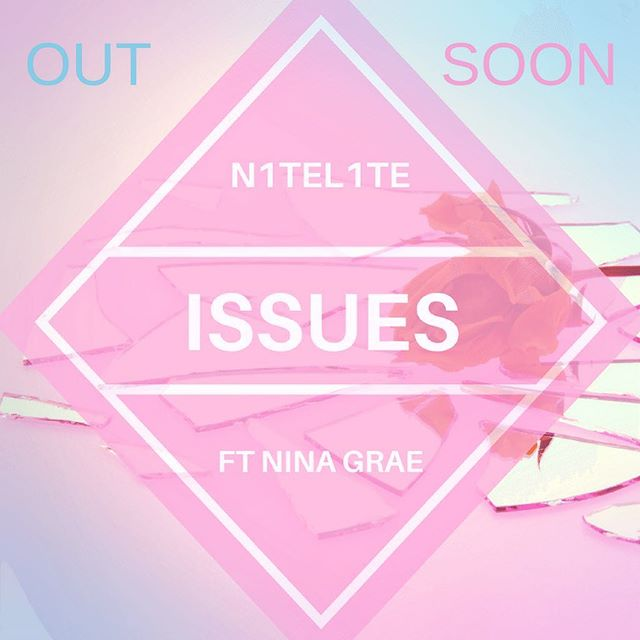 "For our latest release we gave Julia Michael's amazing hit ""Issues"" a future bass spin with newly conceived instrumentals produced by N1TEL1TE and a knock out vocal cover performance by @ninagraexo Look out for this release early next week on SoundCloud (@N1TEL1TE)!! #newmusic #futurebass #music #edm #coversong #remix #N1tel1te"