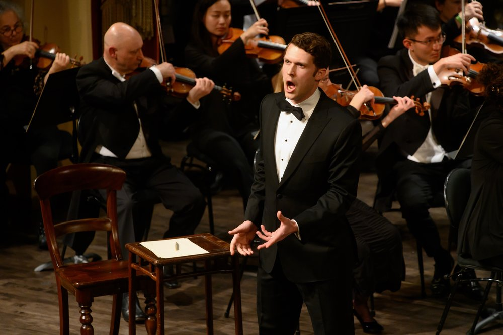 Lord Sidney | Adler Fellows Concert | December 2018