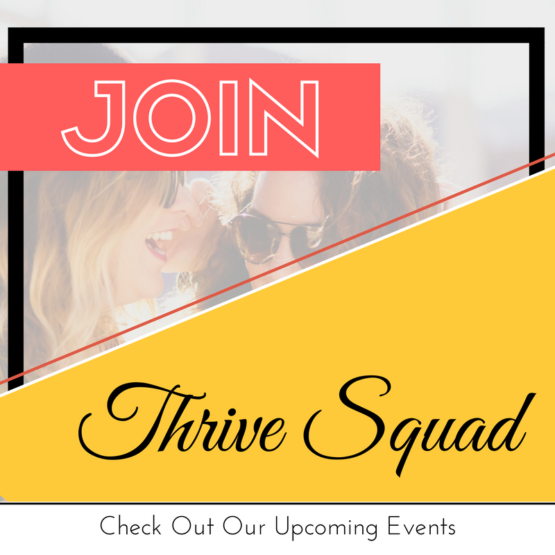 Thrive Lounge Email List