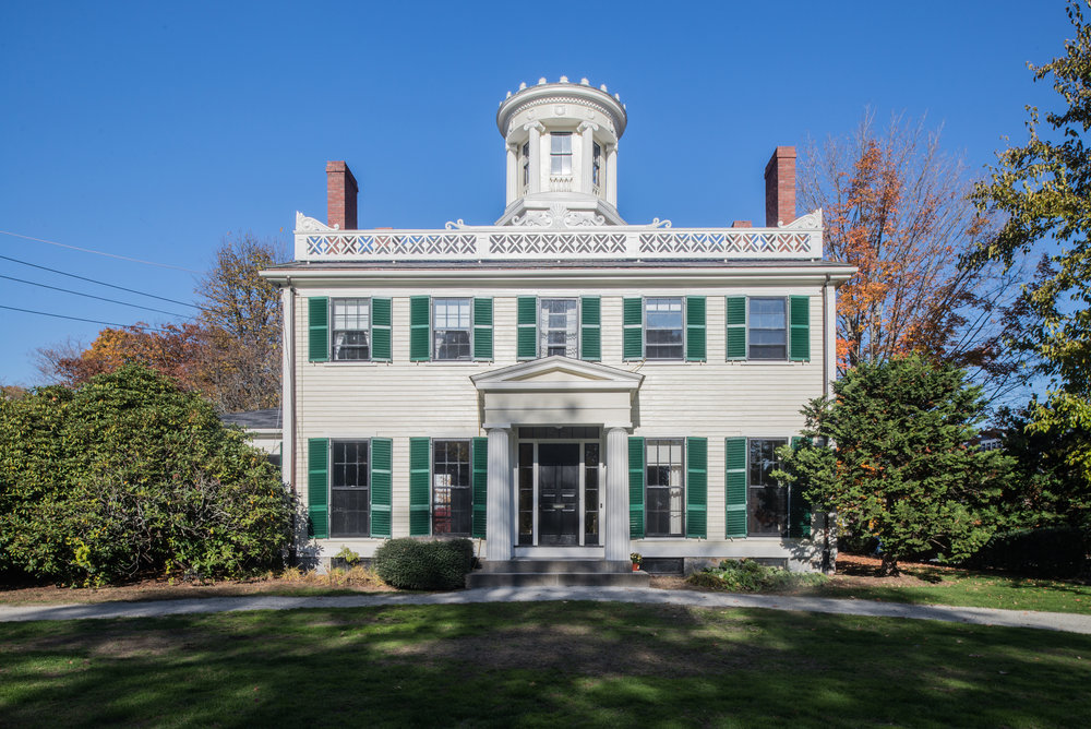 The Beebe Estate Was Renovated By The City Of Melrose, Massachusetts In  1996 With The Intent To Operate The Beebe As A Self Sustaining Amenity To  House ...