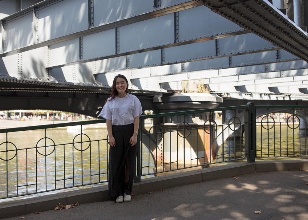 Yarra River Promenade, Melbourne