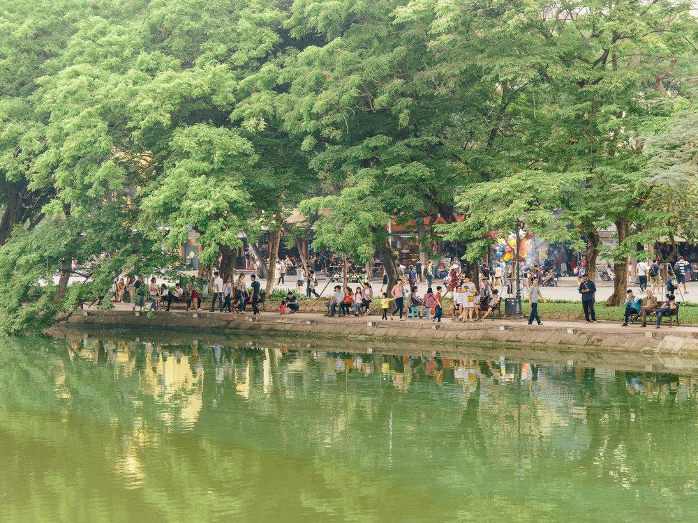 Hanoi -