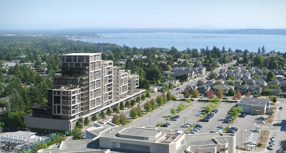 White Rock Development