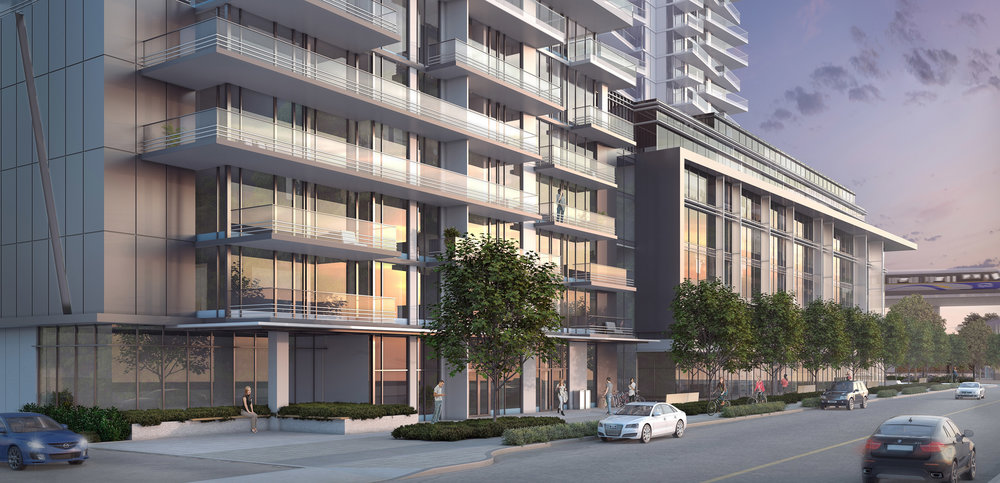 Street Pinetree Coquitlam Architecture Rendering.jpg