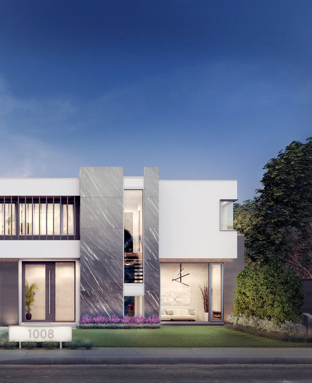 paramax belmont north vancouver rendering