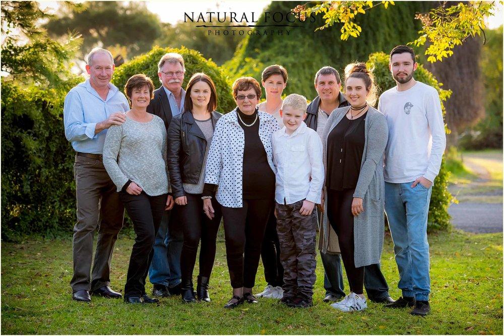Lynley & Family