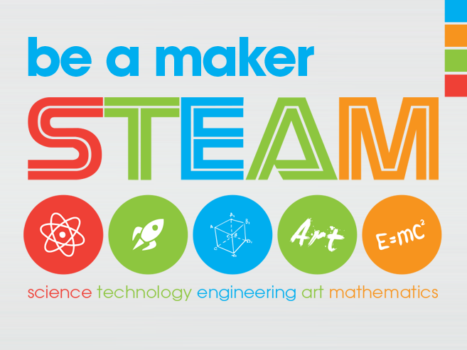 STEAM- Be a Maker