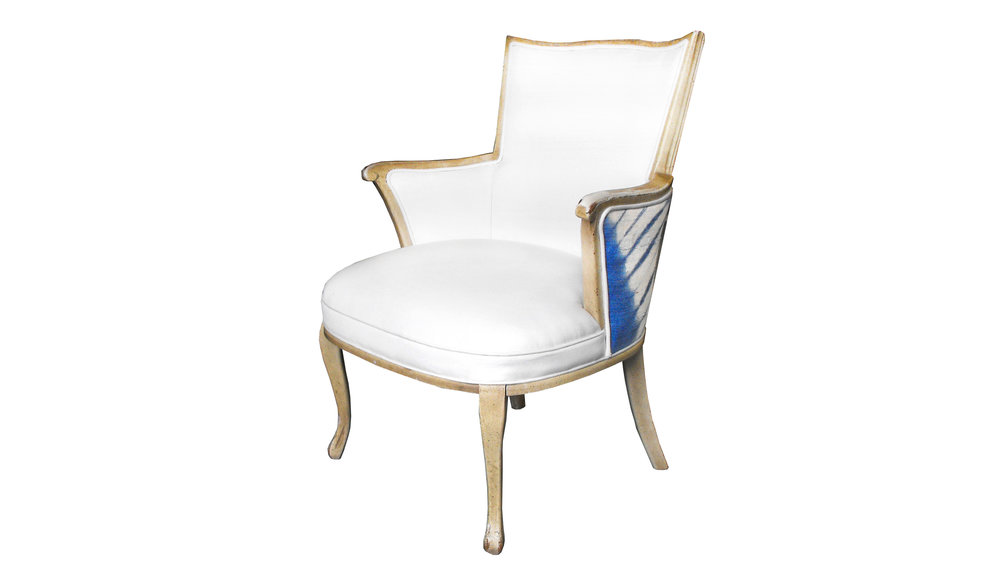 Blue Mod Cloth Chair Front.jpg