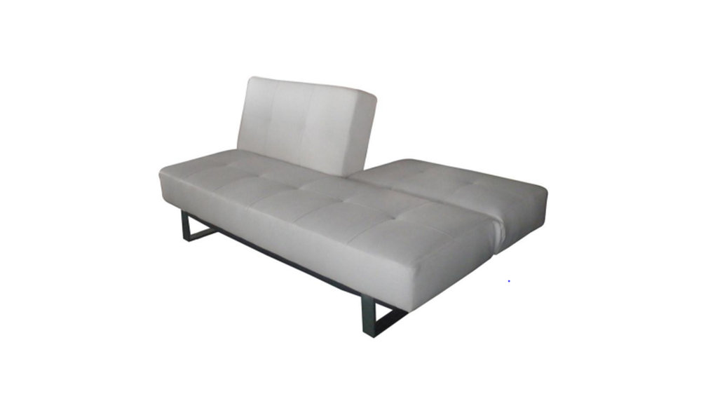 White Leather Adjustable Seating.jpg