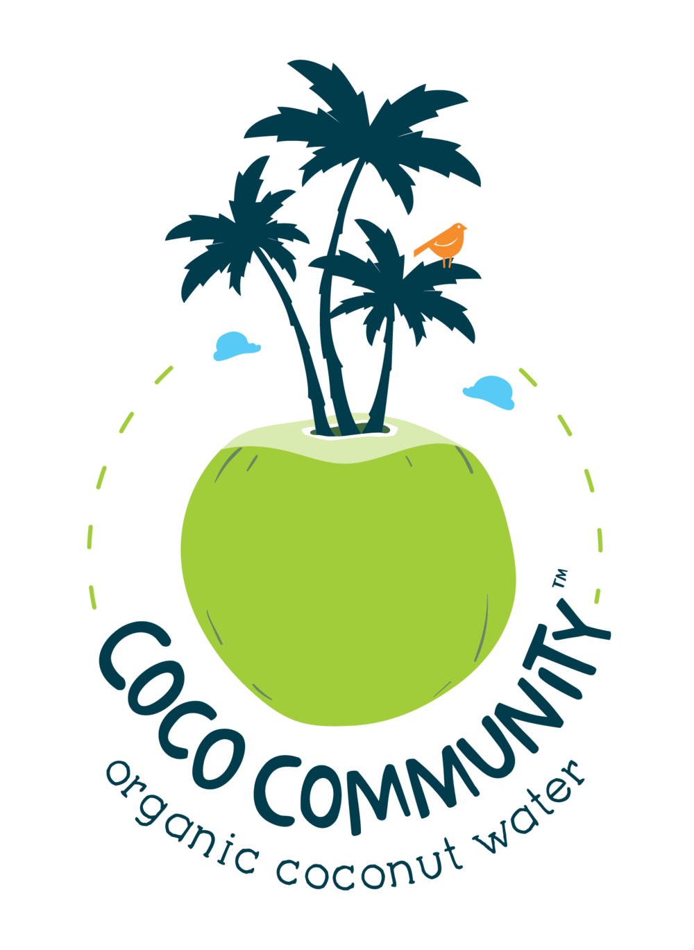 Enjoy a refreshing coconut water provided by Vita Coco.